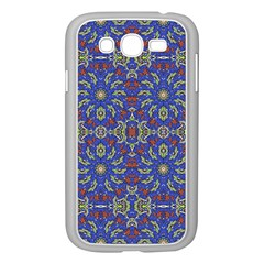 Colorful Ethnic Design Samsung Galaxy Grand Duos I9082 Case (white) by dflcprints