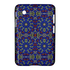 Colorful Ethnic Design Samsung Galaxy Tab 2 (7 ) P3100 Hardshell Case  by dflcprints