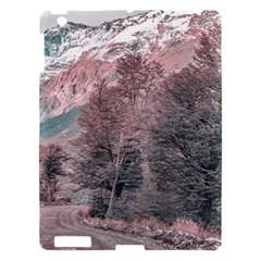Gravel Empty Road Parque Nacional Los Glaciares Patagonia Argentina Apple Ipad 3/4 Hardshell Case by dflcprints