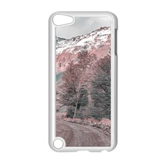 Gravel Empty Road Parque Nacional Los Glaciares Patagonia Argentina Apple Ipod Touch 5 Case (white) by dflcprints