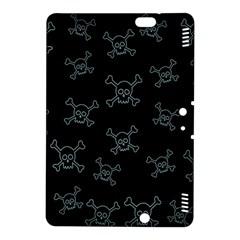 Skull Pattern Kindle Fire Hdx 8 9  Hardshell Case by ValentinaDesign