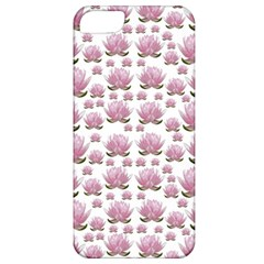 Lotus Apple Iphone 5 Classic Hardshell Case by ValentinaDesign