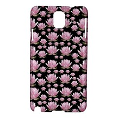 Lotus Samsung Galaxy Note 3 N9005 Hardshell Case by ValentinaDesign