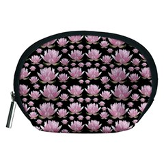 Lotus Accessory Pouches (medium)  by ValentinaDesign