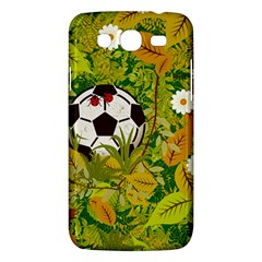 Ball On Forest Floor Samsung Galaxy Mega 5 8 I9152 Hardshell Case  by linceazul