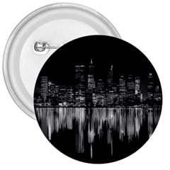 City Panorama 3  Buttons by Valentinaart