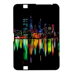 City Panorama Kindle Fire Hd 8 9  by Valentinaart