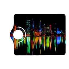 City Panorama Kindle Fire Hd (2013) Flip 360 Case by Valentinaart