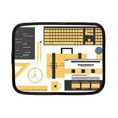 Web Design Mockup Web Developer Netbook Case (small)  by Nexatart
