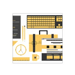 Web Design Mockup Web Developer Satin Bandana Scarf by Nexatart