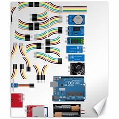 Arduino Arduino Uno Electronic Canvas 8  X 10  by Nexatart