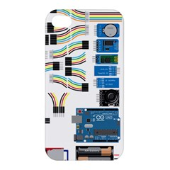 Arduino Arduino Uno Electronic Apple Iphone 4/4s Premium Hardshell Case by Nexatart
