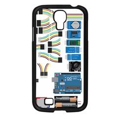 Arduino Arduino Uno Electronic Samsung Galaxy S4 I9500/ I9505 Case (black) by Nexatart