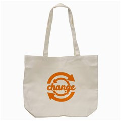 Think Switch Arrows Rethinking Tote Bag (cream) by Nexatart
