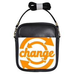 Think Switch Arrows Rethinking Girls Sling Bags by Nexatart