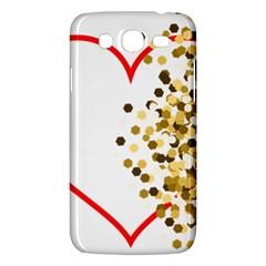Heart Transparent Background Love Samsung Galaxy Mega 5 8 I9152 Hardshell Case  by Nexatart