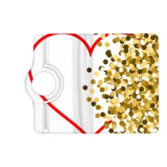 Heart Transparent Background Love Kindle Fire Hd (2013) Flip 360 Case by Nexatart