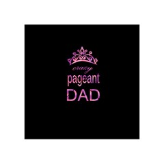 Crazy Pageant Dad Acrylic Tangram Puzzle (4  X 4 ) by Valentinaart