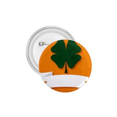 St Patricks Day Ireland Clover 1 75  Buttons by Nexatart