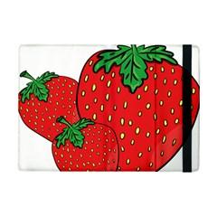 Strawberry Holidays Fragaria Vesca Ipad Mini 2 Flip Cases by Nexatart