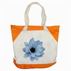 Daisy Flower Floral Plant Summer Accent Tote Bag by Nexatart