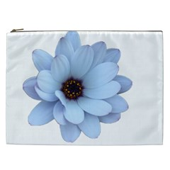 Daisy Flower Floral Plant Summer Cosmetic Bag (xxl)  by Nexatart