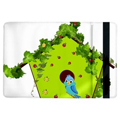 Bluebird Bird Birdhouse Avian Ipad Air Flip by Nexatart