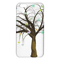 Tree Fantasy Magic Hearts Flowers Iphone 6 Plus/6s Plus Tpu Case by Nexatart