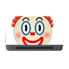 Clown Funny Make Up Whatsapp Memory Card Reader With Cf by Nexatart