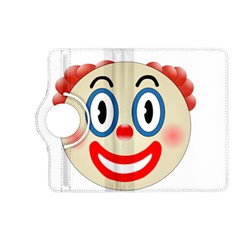 Clown Funny Make Up Whatsapp Kindle Fire Hd (2013) Flip 360 Case by Nexatart