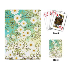 Springtime Scene Playing Card by linceazul