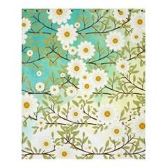 Springtime Scene Shower Curtain 60  X 72  (medium)  by linceazul