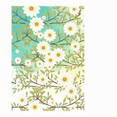 Springtime Scene Small Garden Flag (two Sides) by linceazul
