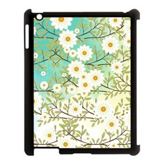 Springtime Scene Apple Ipad 3/4 Case (black) by linceazul