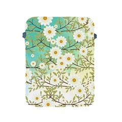 Springtime Scene Apple Ipad 2/3/4 Protective Soft Cases by linceazul
