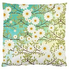 Springtime Scene Standard Flano Cushion Case (one Side) by linceazul