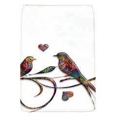 Birds Abstract Exotic Colorful Flap Covers (s)  by Nexatart
