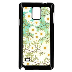 Springtime Scene Samsung Galaxy Note 4 Case (black) by linceazul