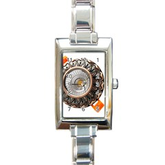 Lighting Commercial Lighting Rectangle Italian Charm Watch by Nexatart