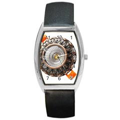 Lighting Commercial Lighting Barrel Style Metal Watch by Nexatart