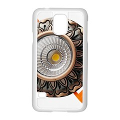Lighting Commercial Lighting Samsung Galaxy S5 Case (white) by Nexatart