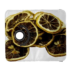 Lemon Dried Fruit Orange Isolated Galaxy S3 (flip/folio) by Nexatart
