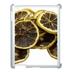 Lemon Dried Fruit Orange Isolated Apple Ipad 3/4 Case (white) by Nexatart