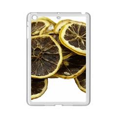 Lemon Dried Fruit Orange Isolated Ipad Mini 2 Enamel Coated Cases by Nexatart