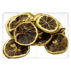 Lemon Dried Fruit Orange Isolated Samsung Galaxy Tab 8 9  P7300 Flip Case by Nexatart