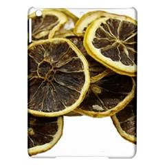 Lemon Dried Fruit Orange Isolated Ipad Air Hardshell Cases by Nexatart
