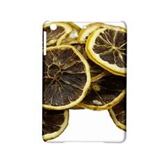 Lemon Dried Fruit Orange Isolated Ipad Mini 2 Hardshell Cases by Nexatart