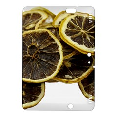 Lemon Dried Fruit Orange Isolated Kindle Fire Hdx 8 9  Hardshell Case