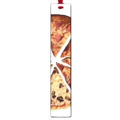 Food Fast Pizza Fast Food Large Book Marks by Nexatart