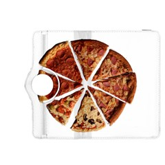 Food Fast Pizza Fast Food Kindle Fire Hdx 8 9  Flip 360 Case by Nexatart